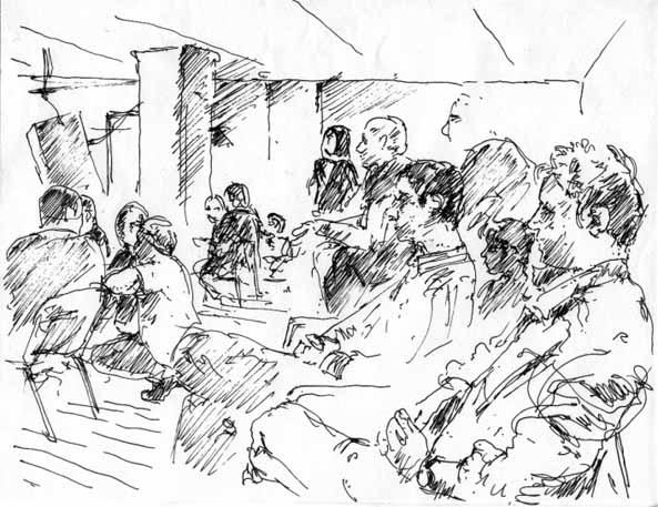 Festival Drawings Haarlem Comics Festival